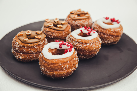 portly: Cronut different flavors