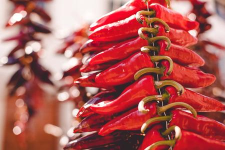 Espelette pepper Фото со стока