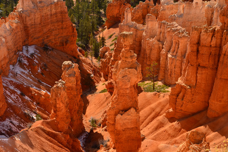 thor's: Thors Hammer at Bryce Amphitheater, Utah, USA