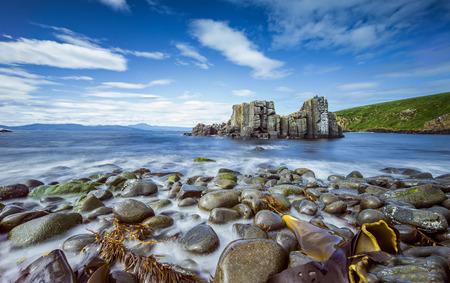 tasmania: Cape Bruny Island in Tasmania, Australia