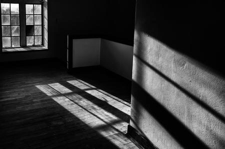 luz natural: luz de la ventana Foto de archivo