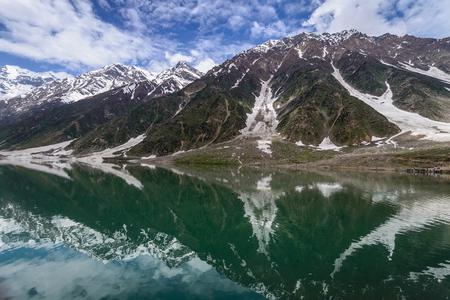 Saiful Malook Lake, Kaghan Valley, Pakistan.