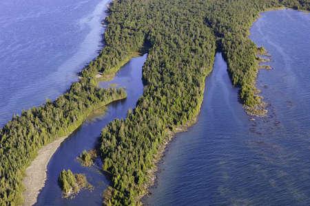 Fitzwilliam Island Zdjęcie Seryjne
