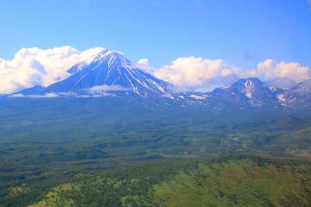 Kamchatka, Koryaksky volcano