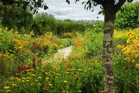 Loseley Park garden