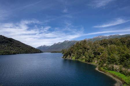 The Seven Lakes Road, Patagonia