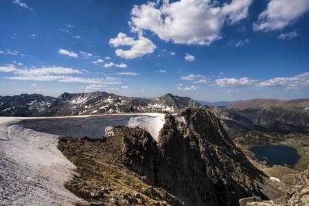 Grau Roig, Andorra 版權商用圖片