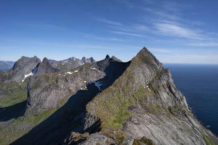 Helvetestinden - Hell's Mountain, Lofoten