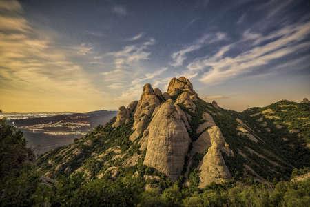 Montserrat Sanctuary, Catalonia