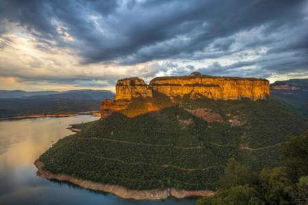 Panta de Sau, Catalonia, Spain