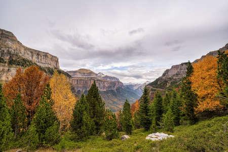 Ordesa Canyon, Aragon, Spain