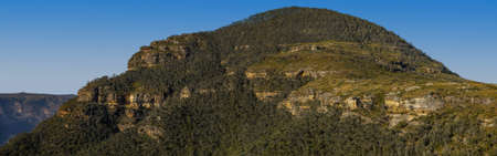 Mount Banks panorama