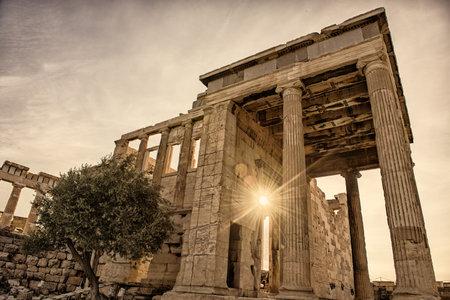 Acropolis Sunrise