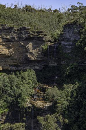 Katoomba Falls panorama