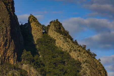 Mount Greville eastern flank