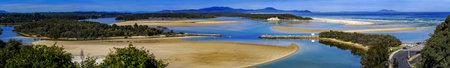 Nambucca River panorama