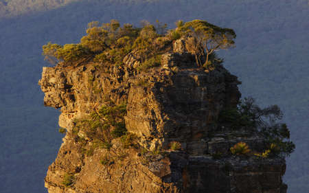 One of the Three Sisters - Echo Point, Katoomba