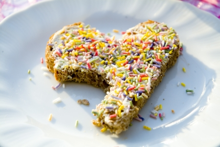 Bread with sprinkles Stock Photo - 19892513