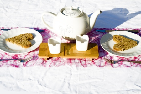 Tea Time Stock Photo - 21654490