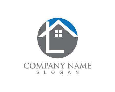 Home logos Illustration