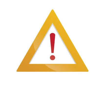 Warnings logo