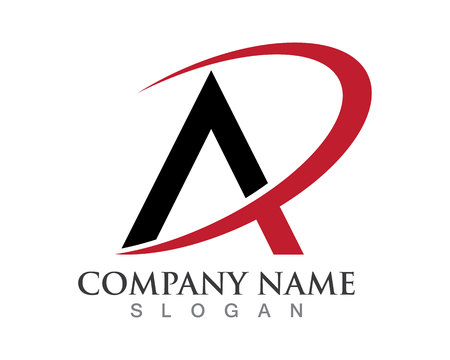 A letters logo