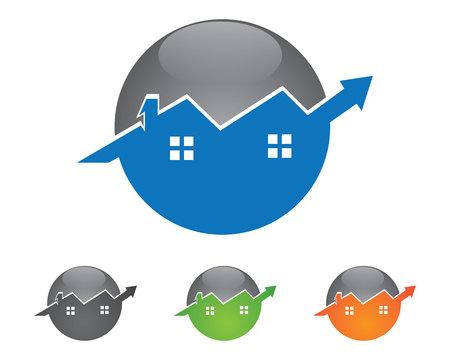 Buildings home logo