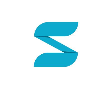 massage symbol: S logo