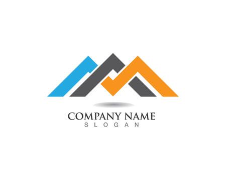 stovepipe: M home logo Illustration