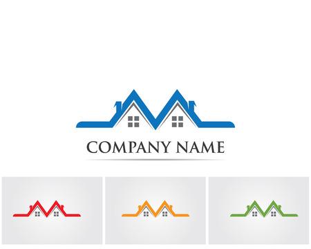 stovepipe: Real estate vector logo
