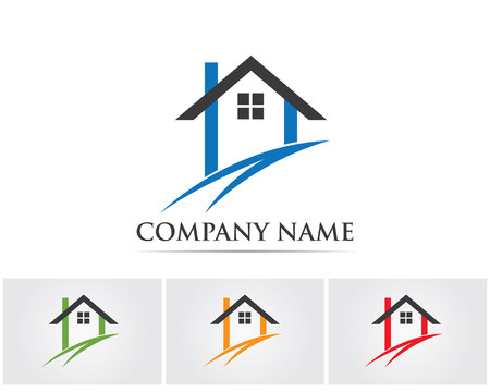 stovepipe: Home and buildings logo