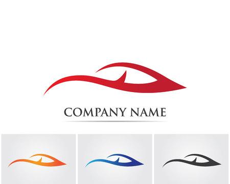 Cars logo line