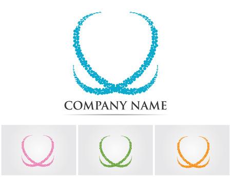 Circle business logo Illustration