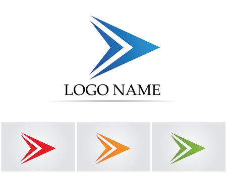 Faster line logo