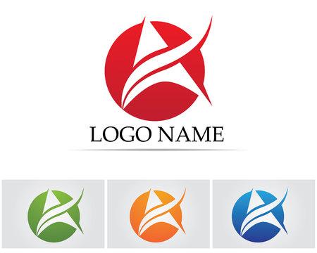 A business logo