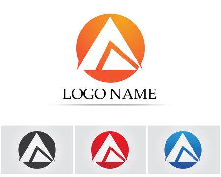 A business finance logo