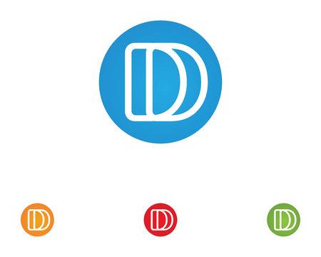 rainbow: dd logo