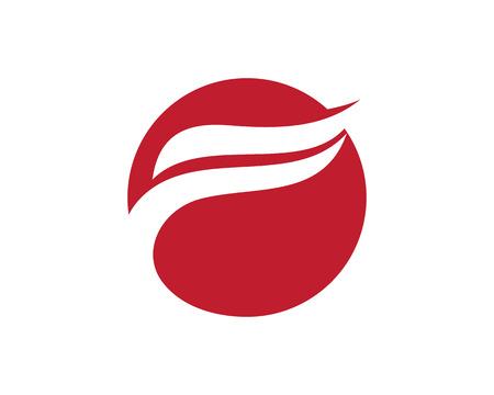 Monogramme du logo de la lettre Fast F F Banque d'images - 81699288