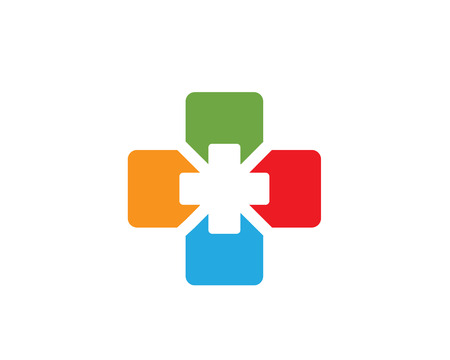 Hospital logo and symbols