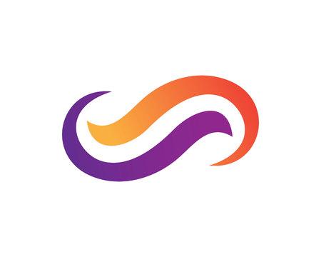 Infinity icon.