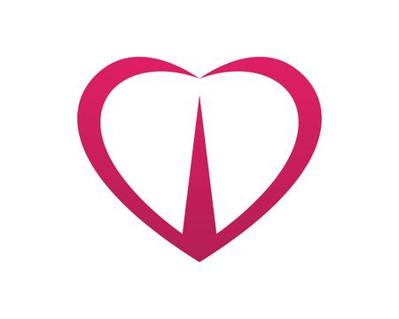 Love symbol.