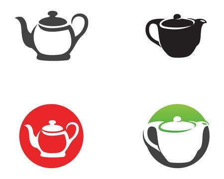 Coffee cup symbols icon design.