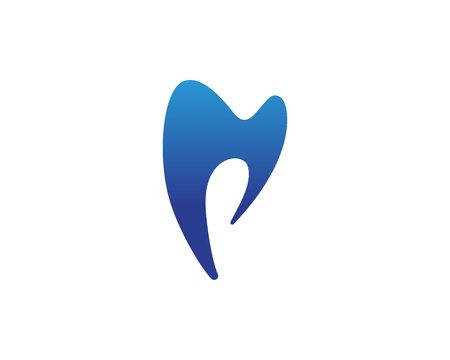 Dental care logo and symbols template icons app Illustration