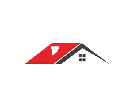 Home buildings logo and symbol icon template Illustration