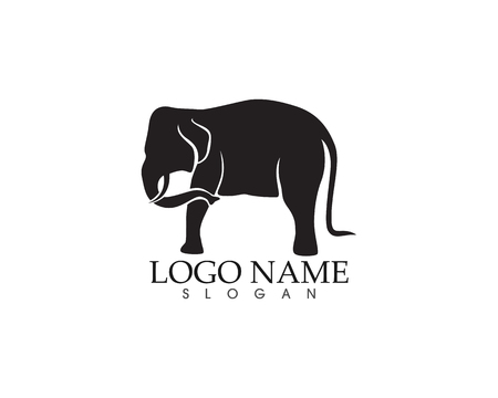elephant vector logo and symbols template app