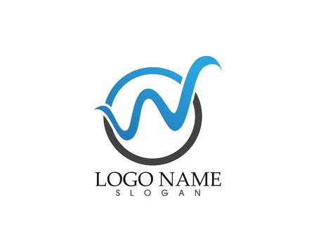 Healthcare logo template