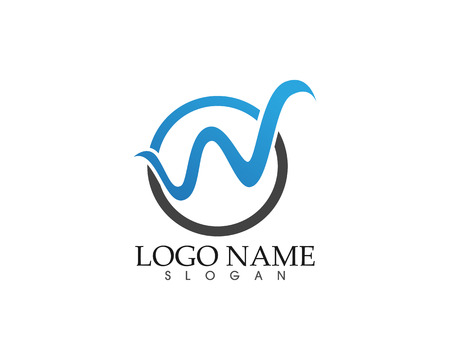 Healthcare logo template