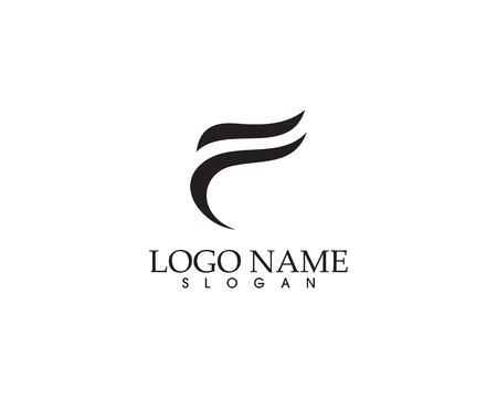 Fire flame nature logo and symbols icons template 일러스트
