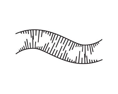 sound wave ilustration logo vector icon template Illustration