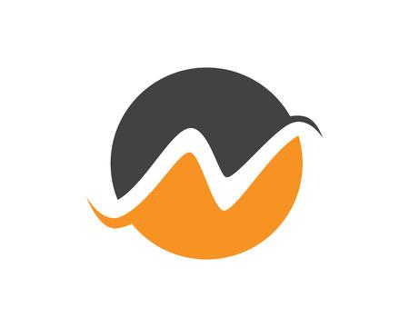 N Letter Logo Business Template Vector icon  Ilustração